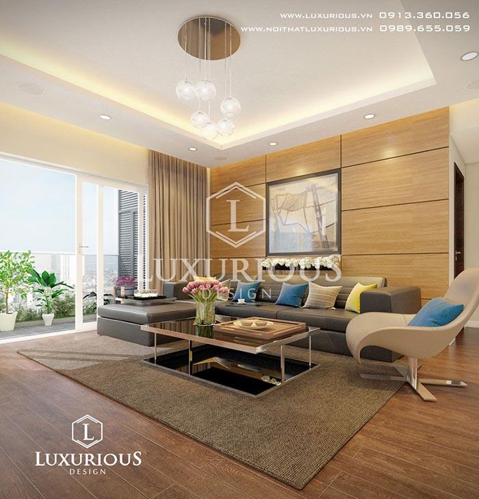 Căn hộ chung cư 3 phòng ngủ tại Hà Nội