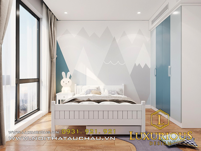 Tư vấn thiết kế nội thất chung cư 3 phòng ngủ 100m2