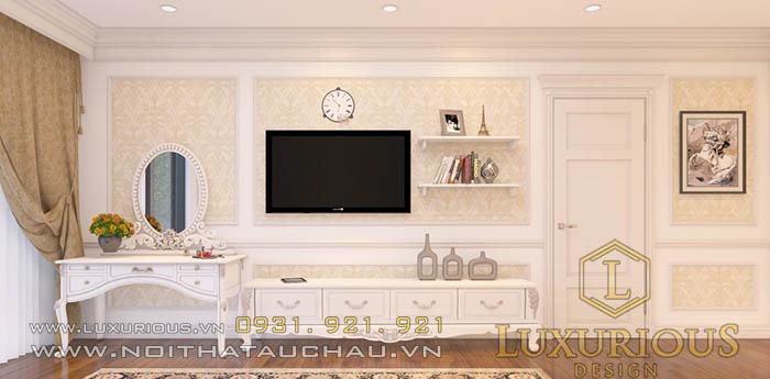 Thiết kế nội thất chung cư đẹp tinh tế