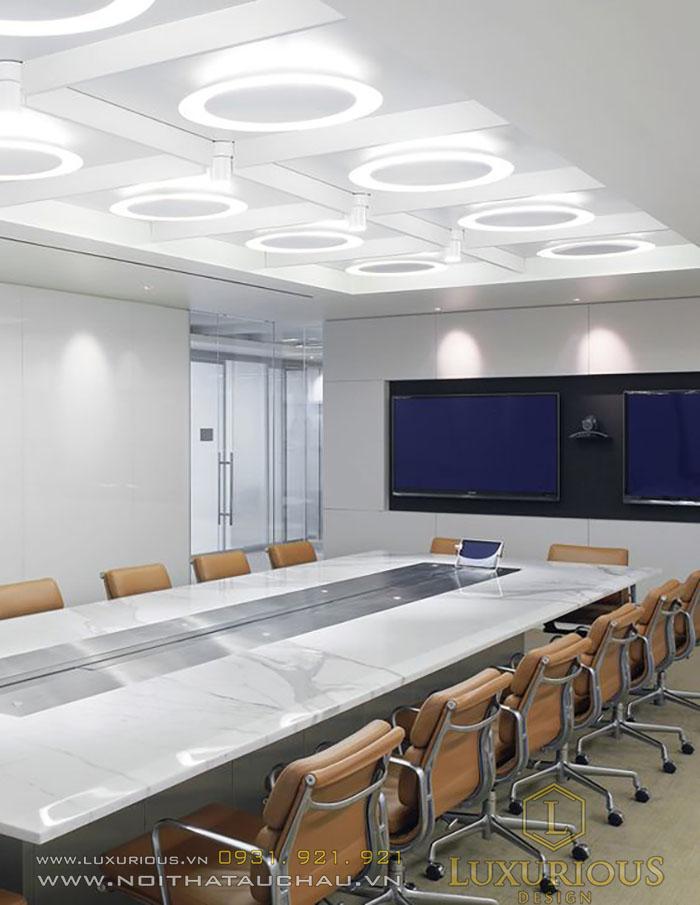 Thiết kế phòng họp sáng tạo