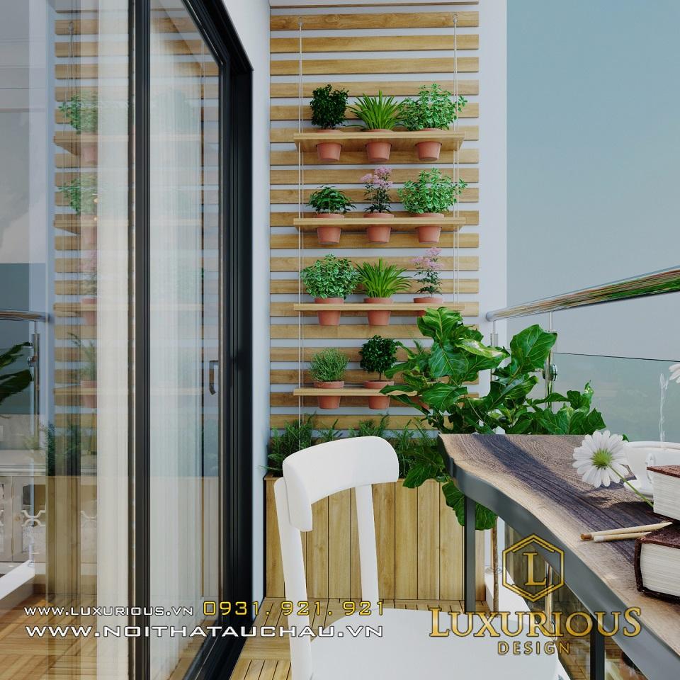 Chiêm ngưỡng mẫu thiết kế thi công nội thất căn hộ Rivera park