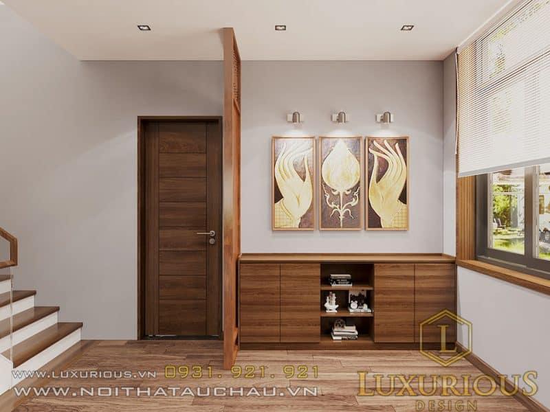 Thiết kế nội thất nhà ống 4 tầng đẹp nhất