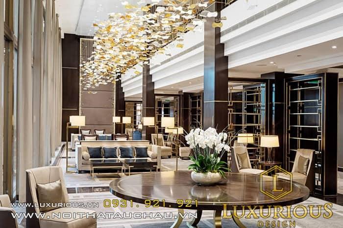 Thiết kế nội thất khách sạn đẹp