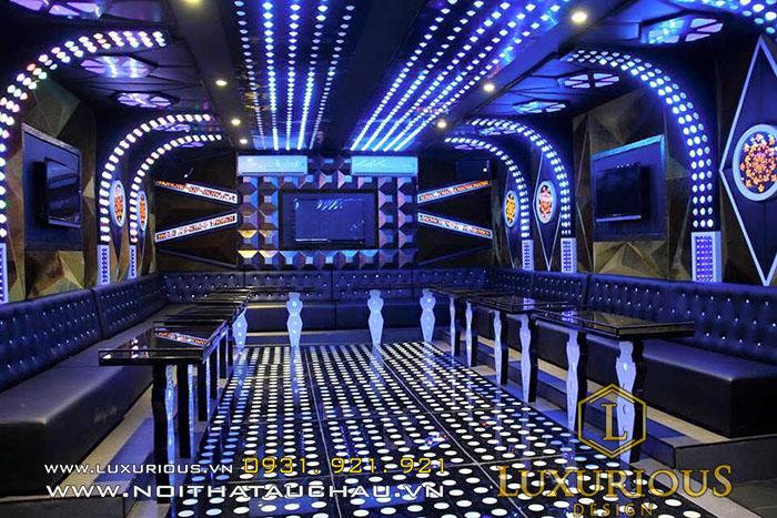 Thiết kế phòng hát Karaoke Bar Mini