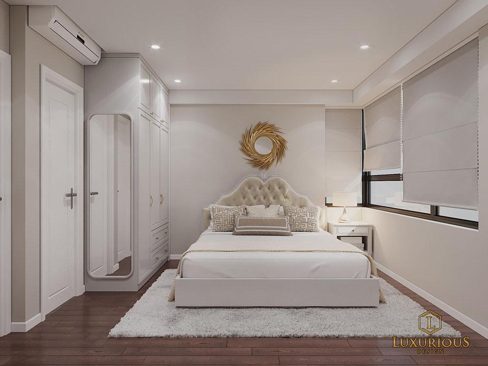 Thiết kế nội thất căn hộ Dcapitale