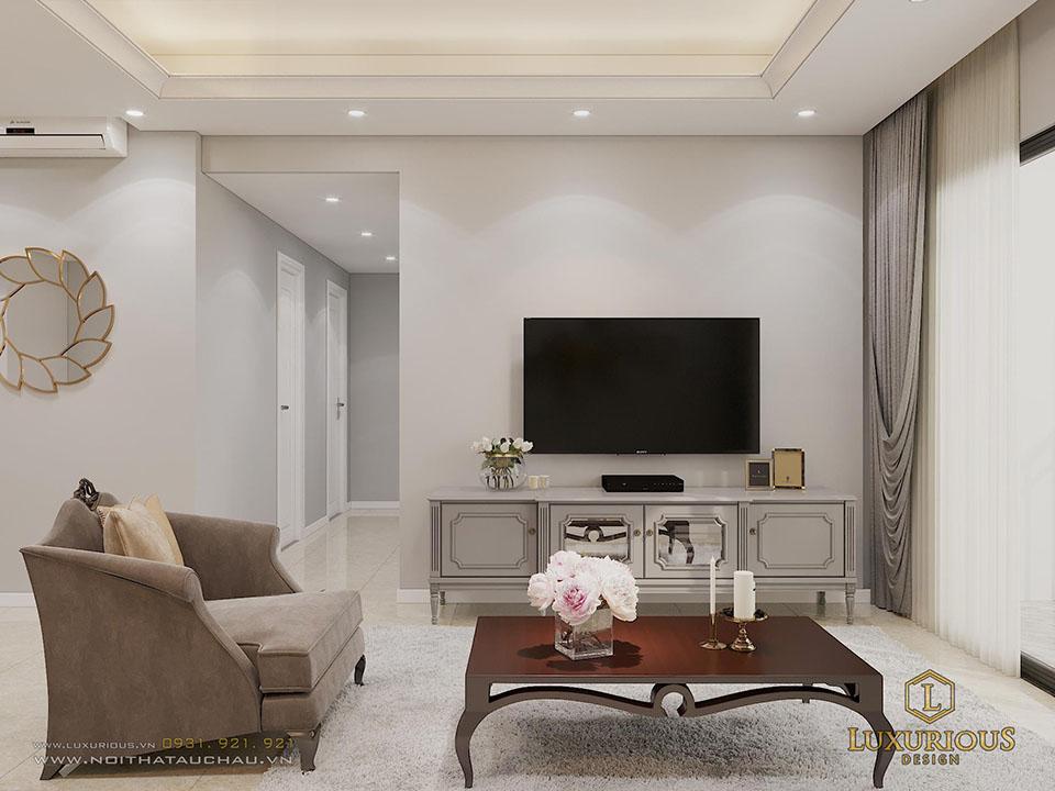 Thiết kế nội thất chung cư d capital