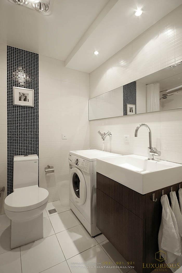 Phòng vệ sinh nhà phố