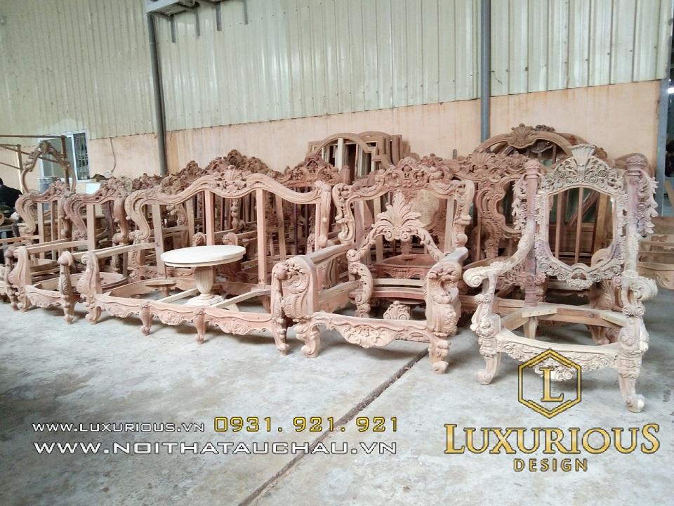 Nội thất gỗ tự nhiện đẹp sang trọng tinh tế