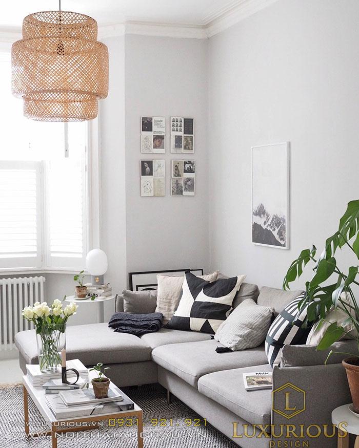 Thiết kế nhà phong cách Scandinavia