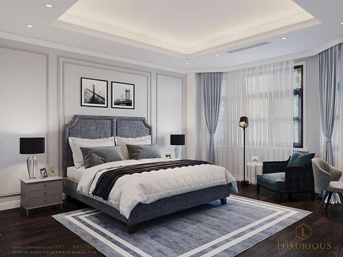Phòng ngủ con trai đẹp