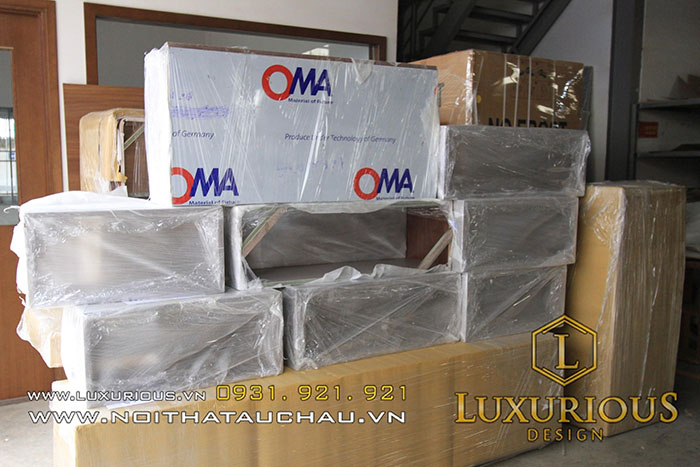 Sản phẩm được đóng gói cẩn thận khi xuất xưởng