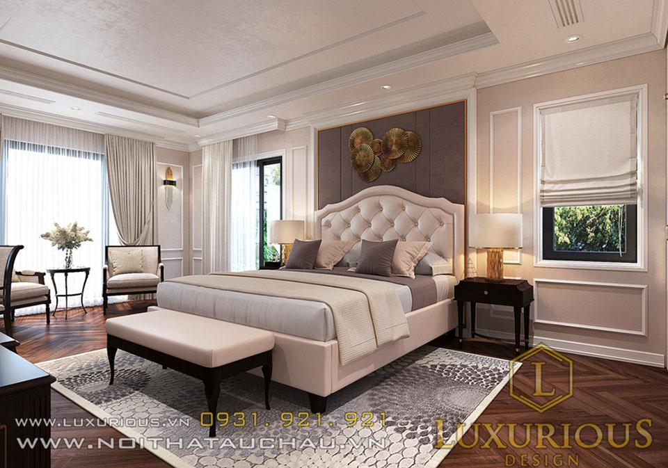 Nội thất phòng khách sạn đẹp