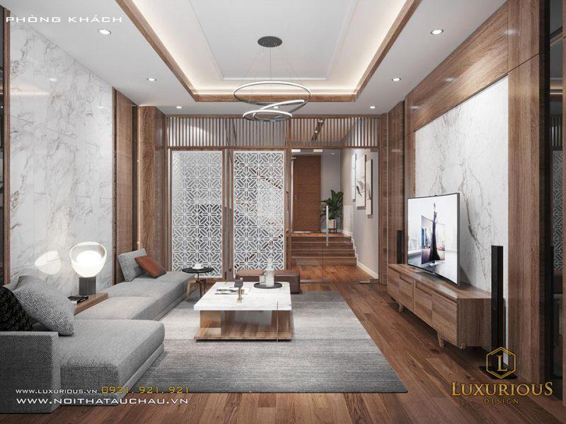 Thiết kế nội thất tại Yên Bái