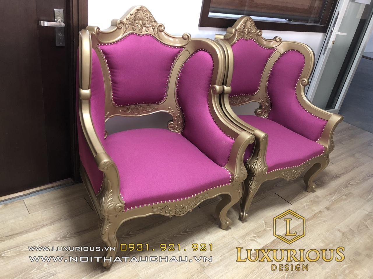 Sản xuất bàn ghế gỗ tân cổ điển