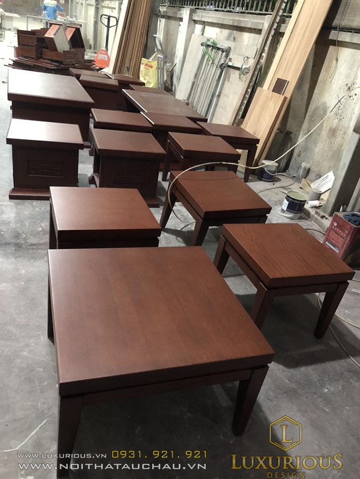Sản xuất ghế nội thất