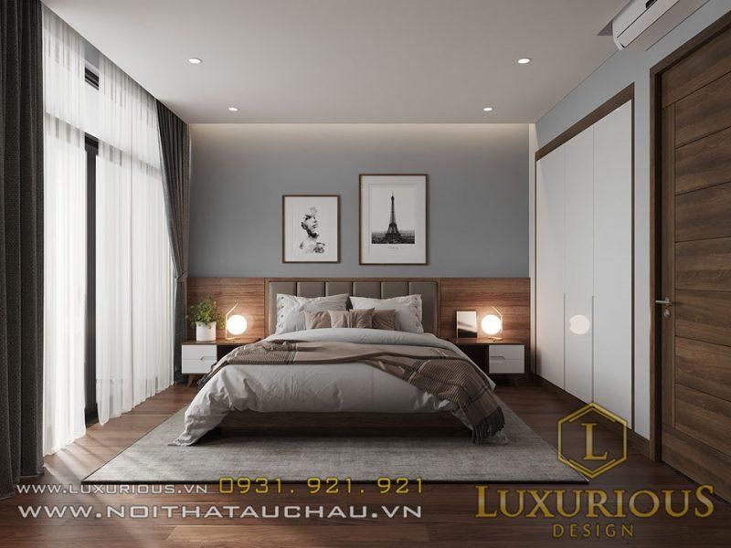 thiết kế nội thất yên bái - phòng ngủ