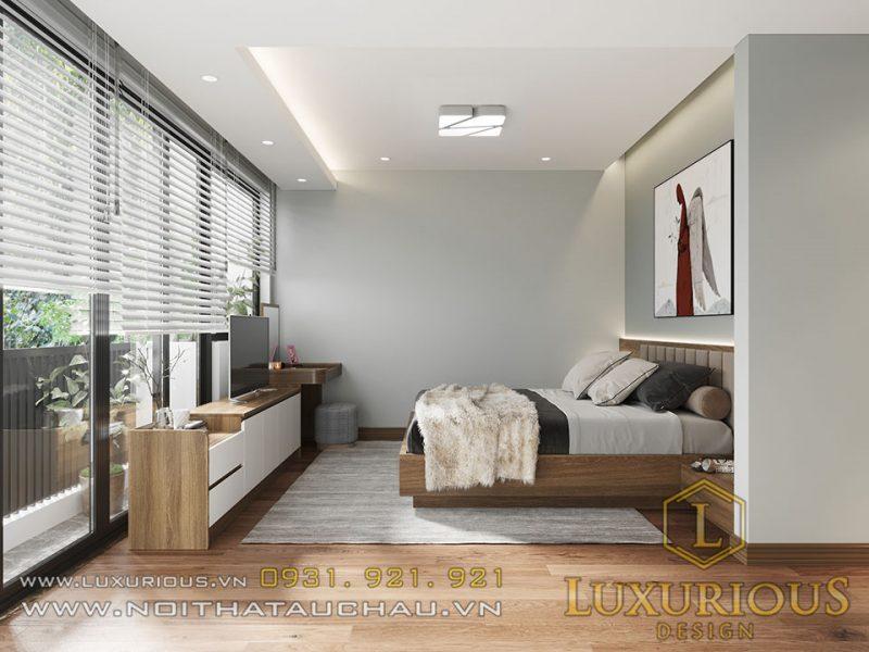 Thiết kế nội thất quy nhơn nhà phố