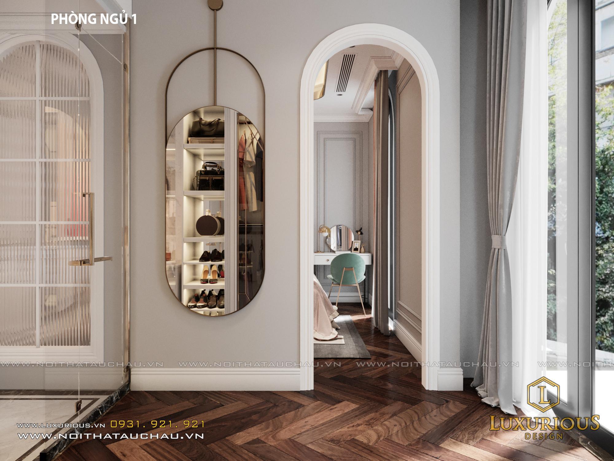 Phòng tắm biệt thự Vinhomes Ocean