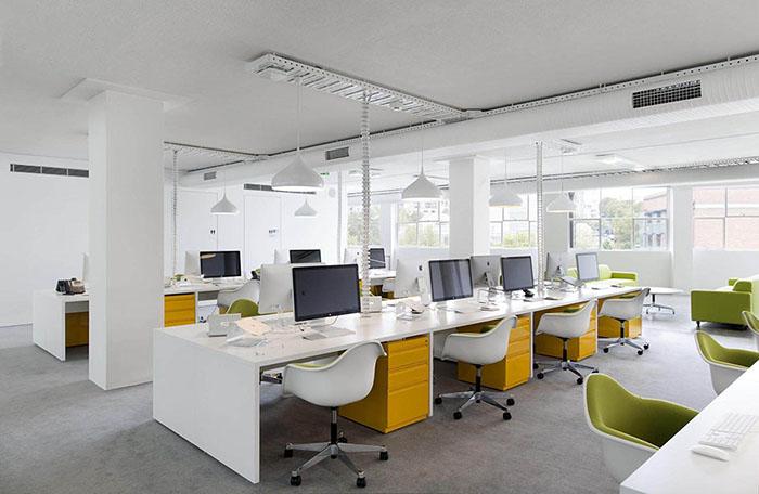 Văn phòng đẹp khơi nguồn cảm hứng làm việc cho nhân viên