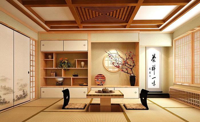Đặc điểm của phong cách thiết kế nhà kiểu nhật