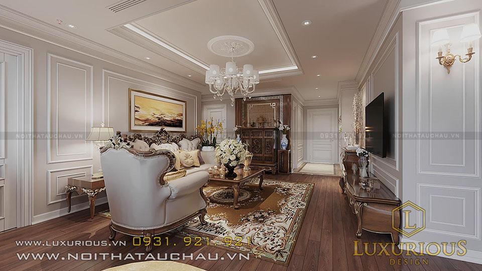 Thiết kế nội thất căn hộ Landmark 81 Hồ chí minh