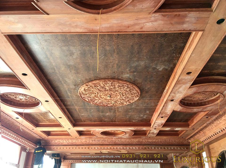 Đơn vị thi công nội thất gỗ