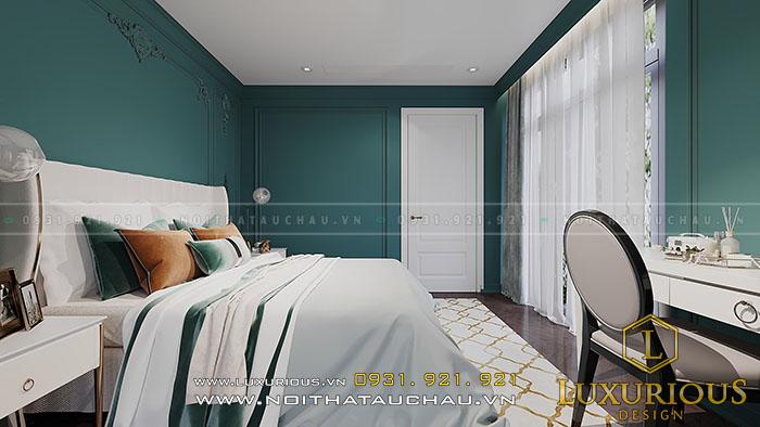 Mẫu phòng ngủ cho khách