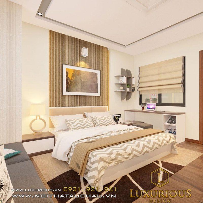Phòng ngủ biệt thự Gamuda