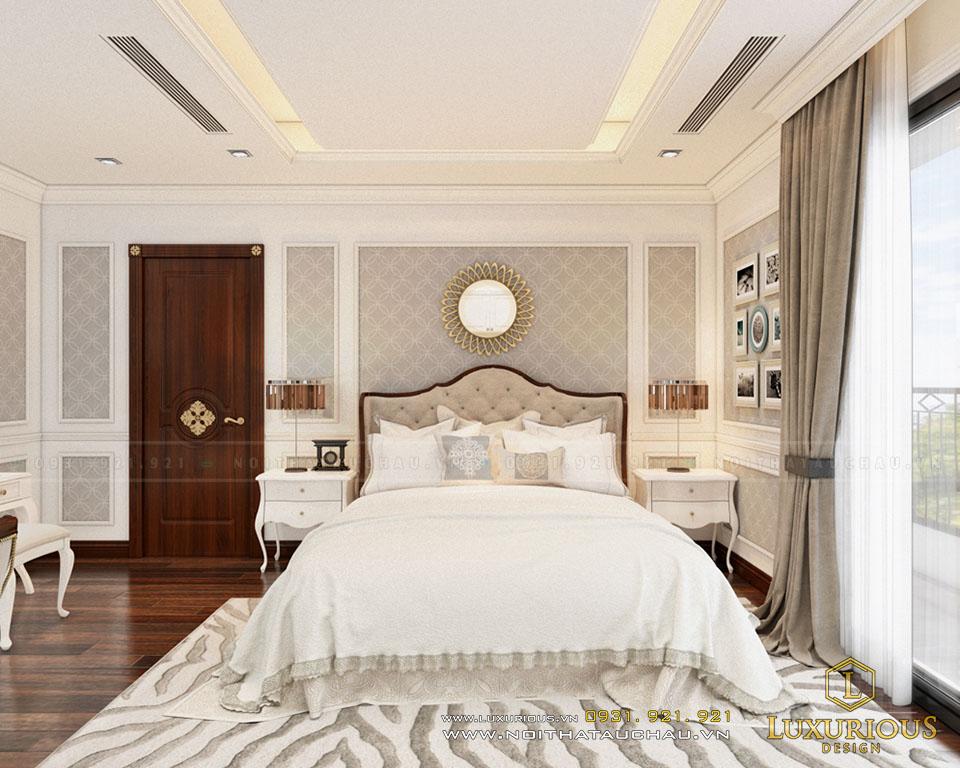 Chung cư 3 phòng ngủ tân cổ điển