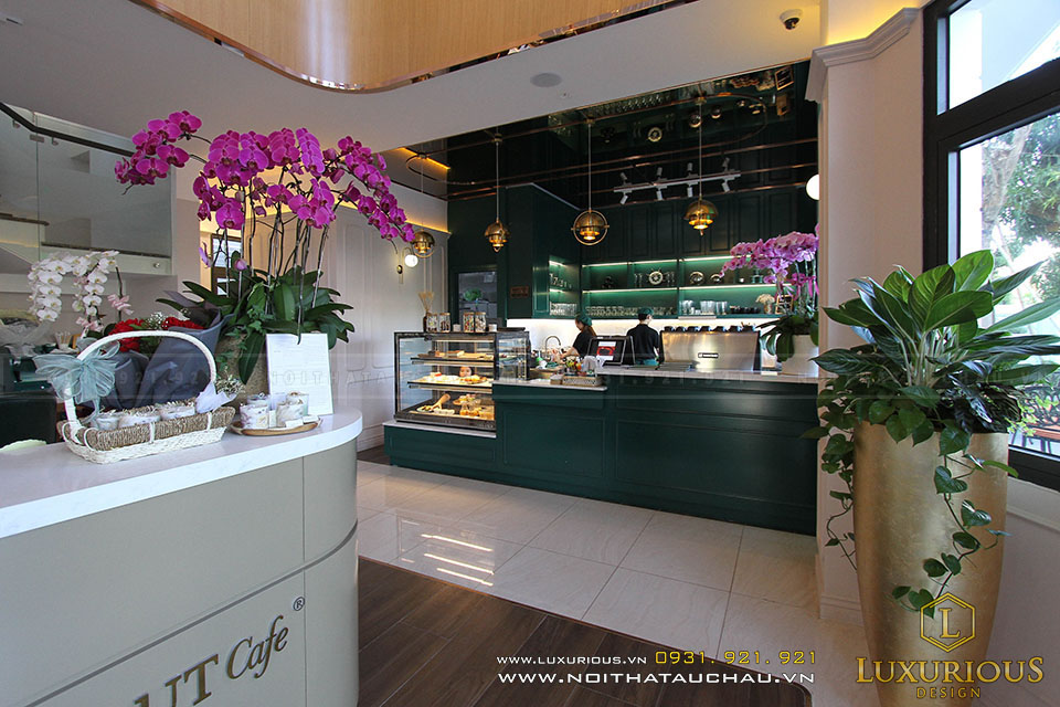Ảnh quán cafe đẹp