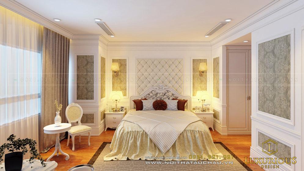 Thiết kế căn hộ chung cư 3 phòng ngủ