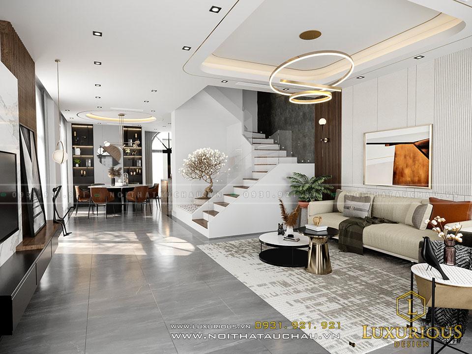 Thiết kế căn hộ Vinhomes Ocean Park