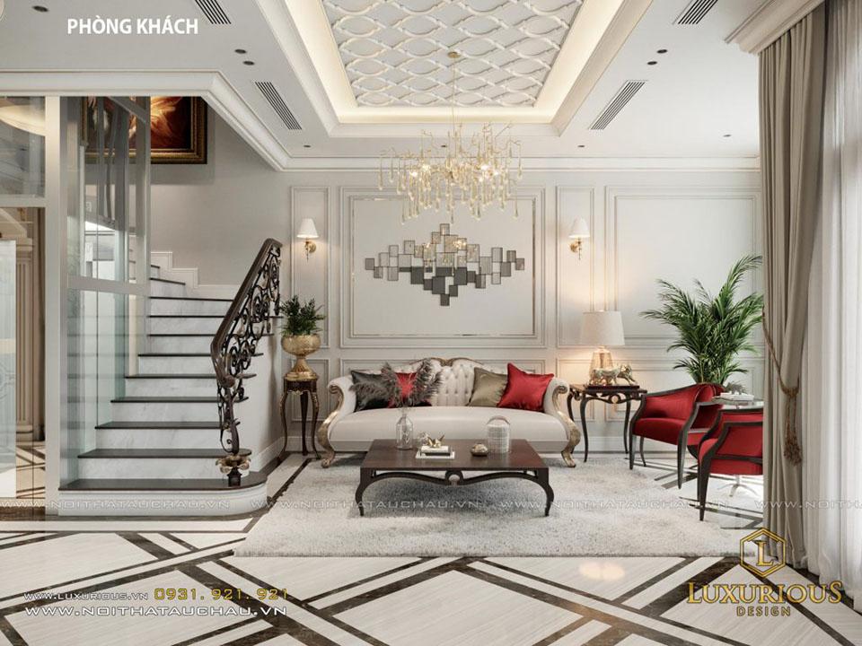 Thiết kế nội thất Vinhomes Ocean Park