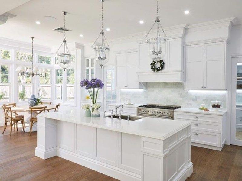 Các phong cách thiết kế nội thất nhà bếp phổ biến hiện nay
