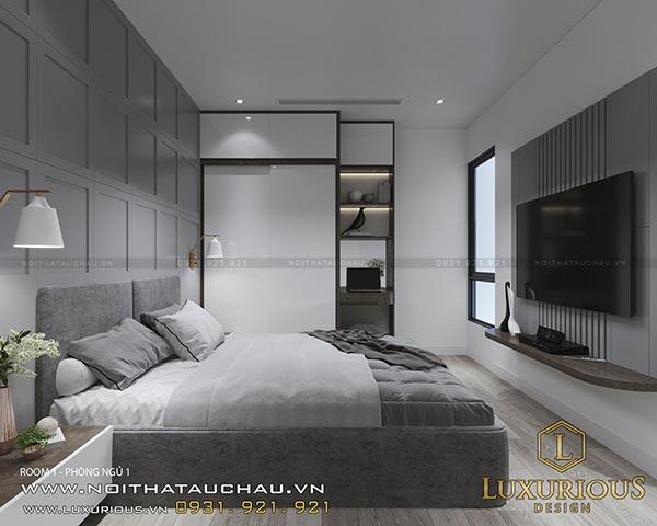 Chọn phong cách thiết kế nội thất cho căn hộ chung cư