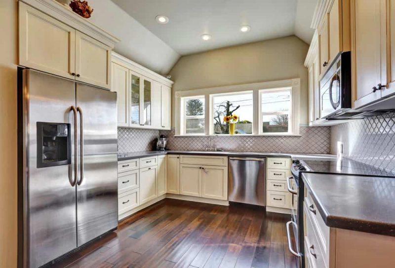 Mẫu thiết kế nội thất nhà bếp không bao giờ lỗi thời