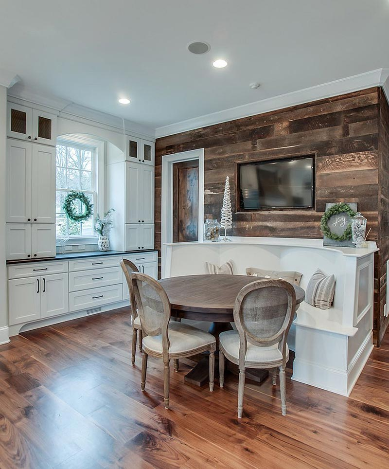 Phòng bếp theo phong cách Victoria toát lên vẻ đẹp mềm mại và tinh tế