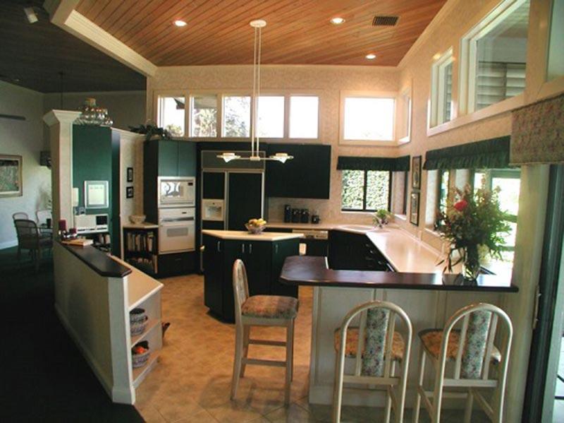 Mang phong cách thiết kế đương đại vào trong không gian bếp
