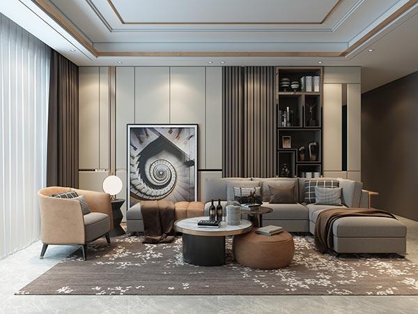 Thiết kế nội thất theo phong cách hiện đại là gì?