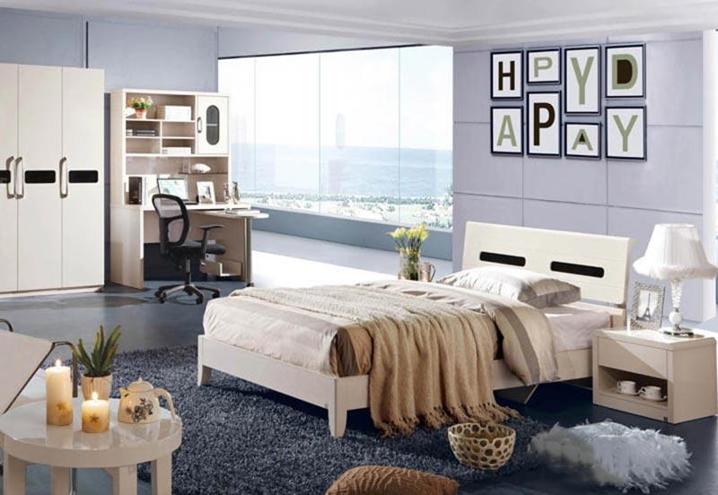 Thiết kế nội thất phòng ngủ kiểu Hàn Quốc hiện đang rất thu hút sự quan tâm của giới trẻ