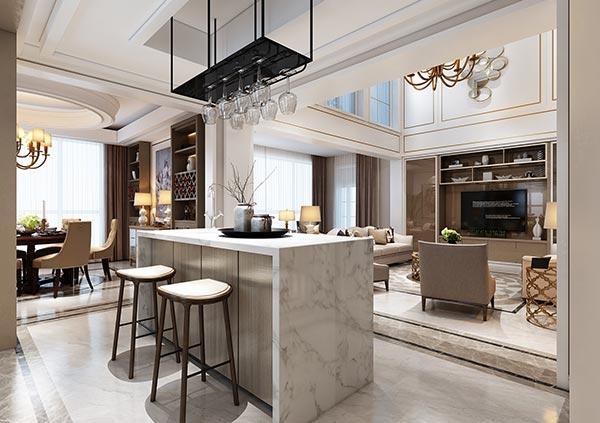 Luxurious Design - Đơn vị thiết kế thi công nội thất tân cổ điển