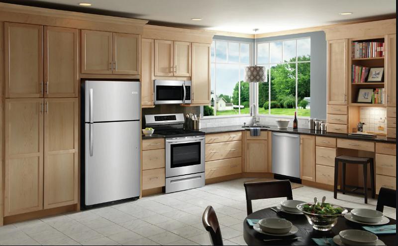 Mẫu thiết kế nội thất phòng bếp thông minh