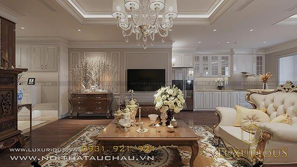 Tư vấn thiết kế nội thất chung cư Landmark