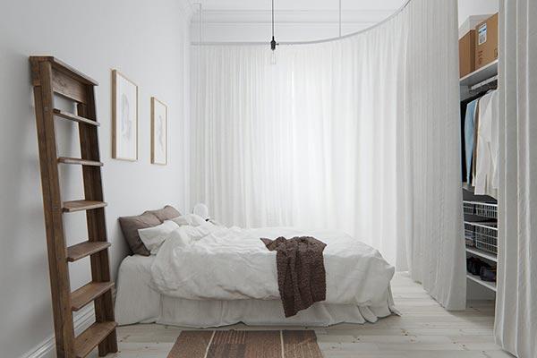 Phong cách Scandinavian căn hộ nhỏ