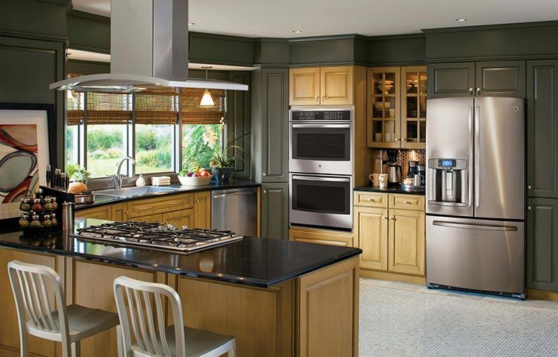 Nội thất Phòng bếp phong cách Art Nouveau