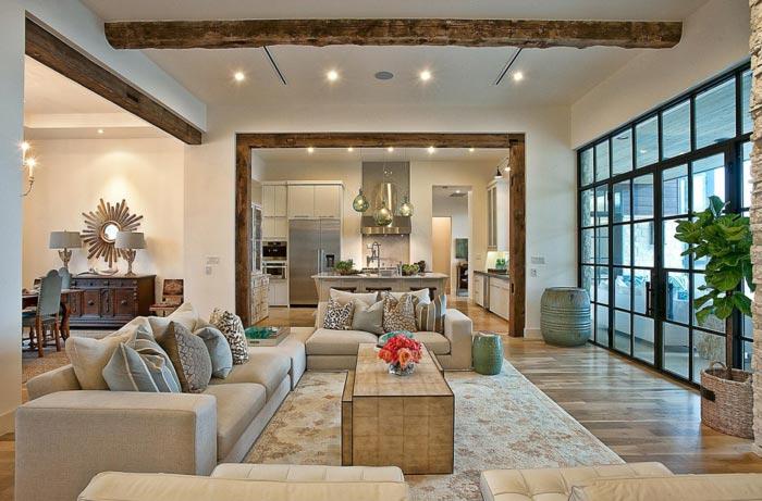 Mẫu thiết kế phòng khách chung cư cao cấp