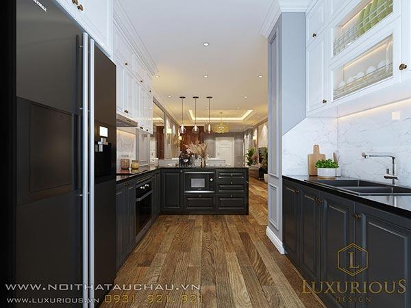 Luxurious Design - Tư vấn thiết kế thi công chung cư tân cổ điển trọn gói