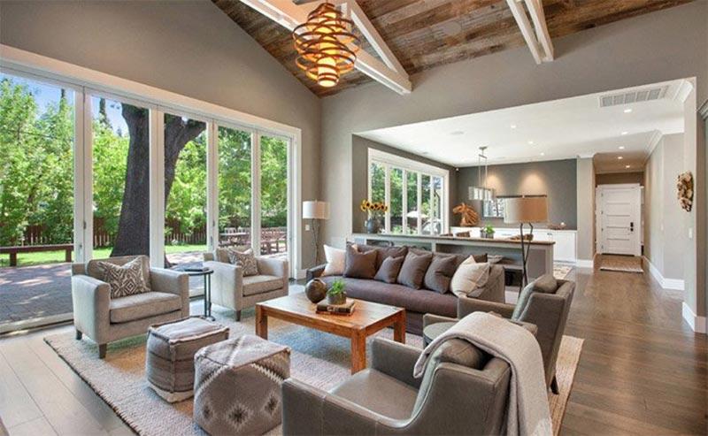 Kinh nghiệm thiết kế nội thất phòng khách đẹp