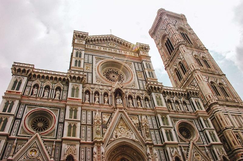 """Kiến trúc Italia cổ điển là """"cái nôi"""" của kiến trúc Châu Âu cổ điển"""