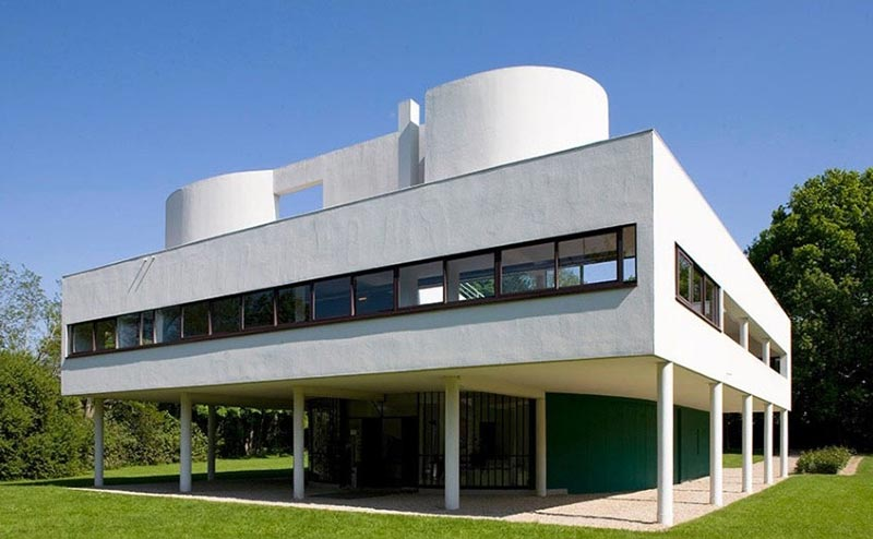 Tìm hiểu phong cách kiến trúc đẹp hiện đại